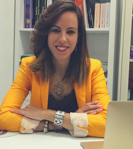 María Antigua Ramírez Plaza  | CETECO Centro de Psicología en Toledo