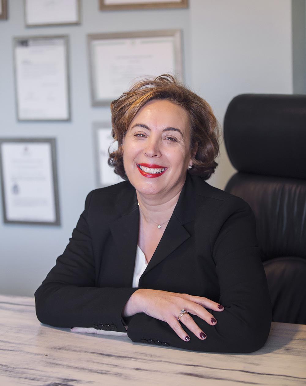 Montserrat Díaz Duque  | CETECO Centro de Psicología en Toledo