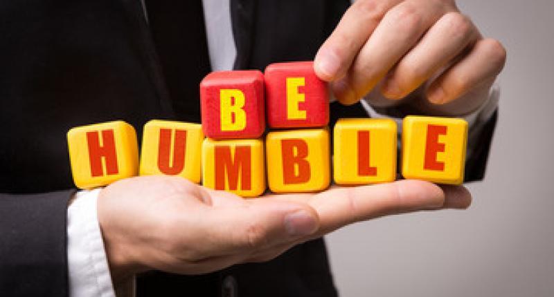 Los beneficios de ser humilde